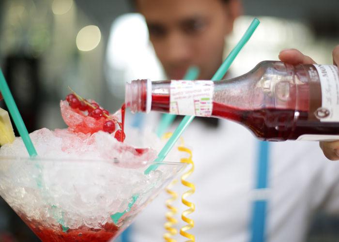 90 Grados, mucho más que un restaurante y uno de los mejores locales de moda de Madrid