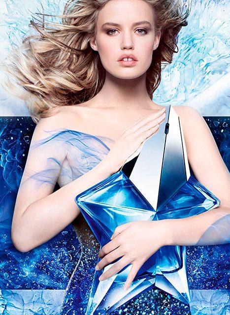 La nueva imagen de Angel, el emblemático perfume de Thierry Mugler