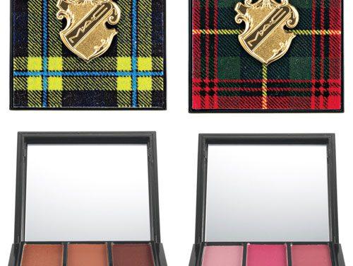 Colección A Tartan Tale, Kits para los ojos, labios y rostro de MAC