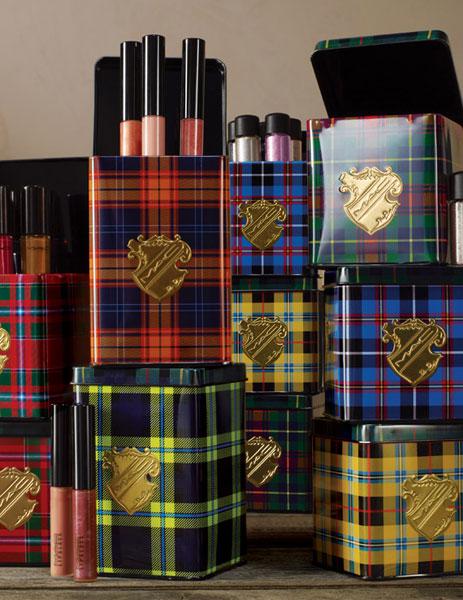 Colección A Tartan Tale de MAC, sets de labios y pigmentos