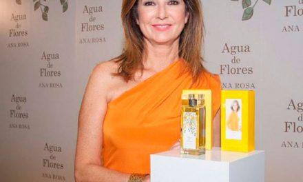 Agua de Flores, la fragancia más solidaria de Ana Rosa Quintana