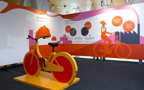 Aire, Respiración y Salud Infantil en CosmoCaixa Madrid
