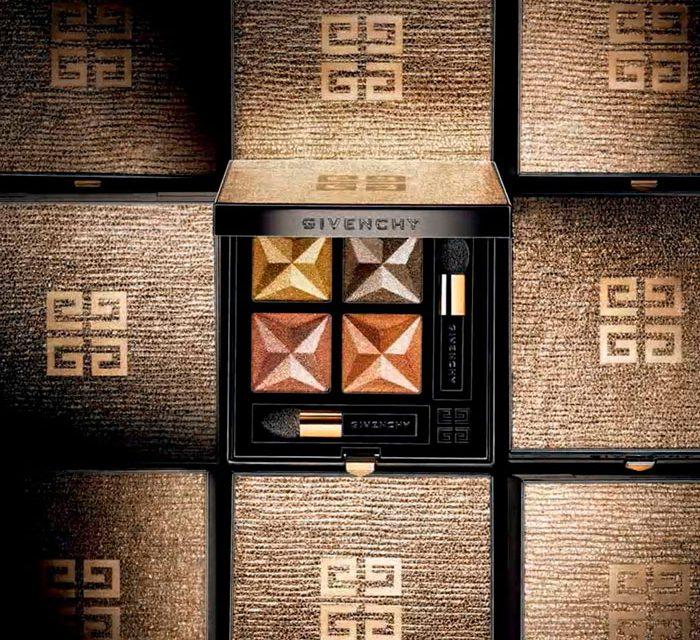 Audace de l'Or, es la colección para esta Navidad de Givenchy