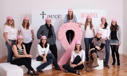Ausonia, aecc y las bloggers juntas contra el cáncer de mama