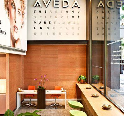 Aveda Lifestyle Salon & Spa sensación de bienestar