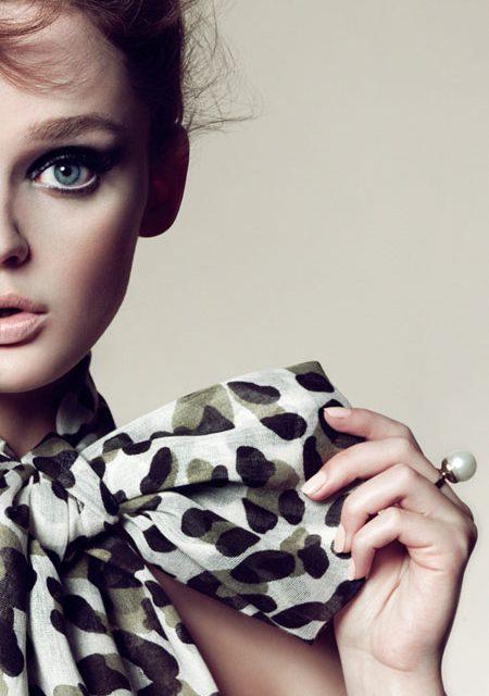 Beauty: La primera colección de maquillaje de Blanco