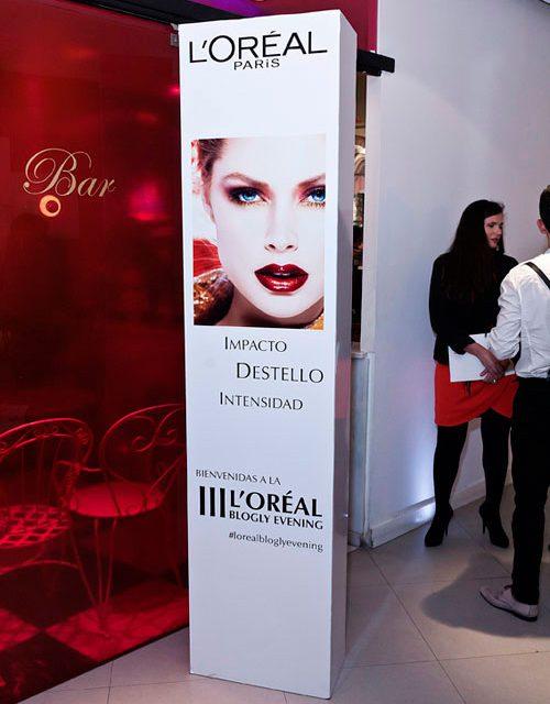 III Blogly Evening de L'Oréal para presentarnos L'OR L'OR L'OR, su colección de Navidad
