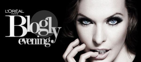 Blogly Evening de L'Oréal: ARCHITECT 4D, Suero Código Juventud y Sublime Mousse