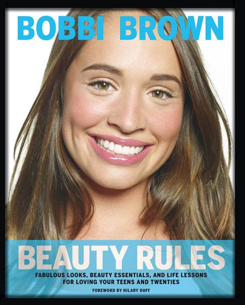 Bobbi Brown presenta su nuevo libro: BEAUTY RULES
