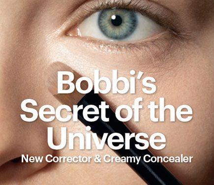 Bobbi Brown, nuevo pre-corrector y corrector