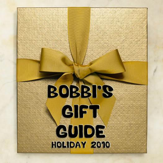 Bobbi's Gift Guide Navidad 2010