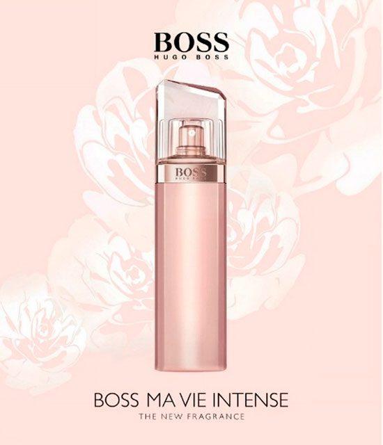 Boss Ma Vie Intense, es la nueva fragancia de Hugo Boss