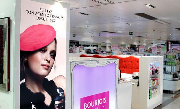 Nuevos espacios dedicados a la belleza de Bourjois