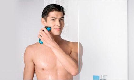 Nueva Braun Waterflex, adiós al afeitado en seco