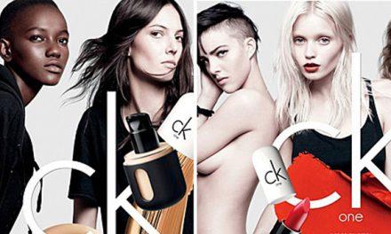 Calvin Klein lanza su propia línea de maquillaje