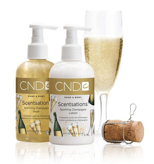 Regala en navidad Sparkling Champagne Scentsations de CND