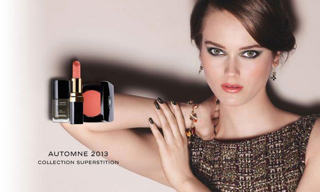 Collection Superstition es la propuesta de Chanel para este otoño