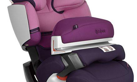 CYBEX Pallas: más seguridad en el coche
