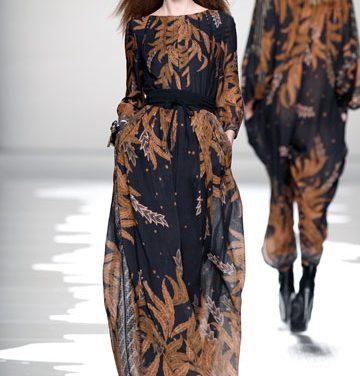 Cibeles Madrid Fashion Week 2011: Ailanto