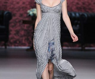 Cibeles Madrid Fashion Week 2011: Alma Aguilar