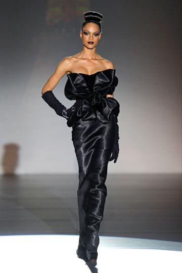 Cibeles Madrid Fashion Week 2011: Hannibal Laguna