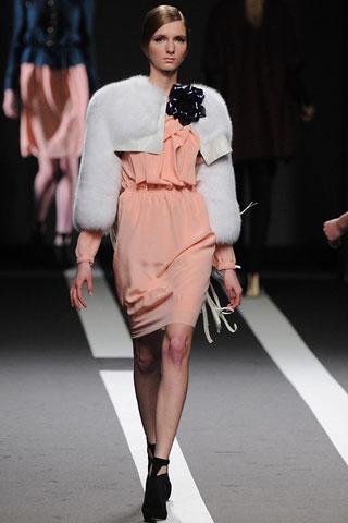 Cibeles Madrid Fashion Week 2011: Miguel Palacio