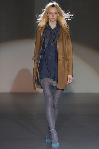 Cibeles Madrid Fashion Week 2011: Sita Murt