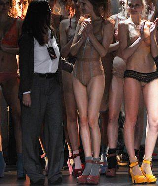 Cibeles Madrid Fashion Week 2011: TCN