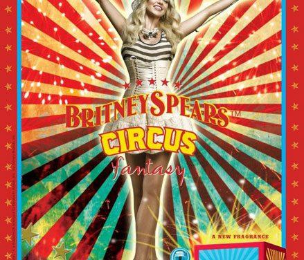 Circus Fantasy, el nuevo perfume de Britney Spears
