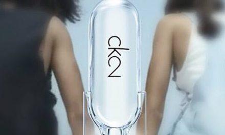 ck2 es la nueva fragancia unisex de Calvin Klein