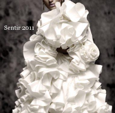 Colección Sentir de Vicky Martin Berrocal para novias 2011