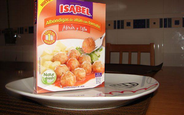 Con Conservas Isabel ¡Por fin los niños van a comer pescado!