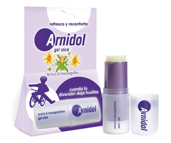 Con niños lleva siempre Arnidol
