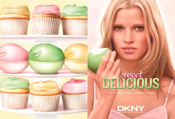 DKNY Sweet Delicious, un delicioso postre