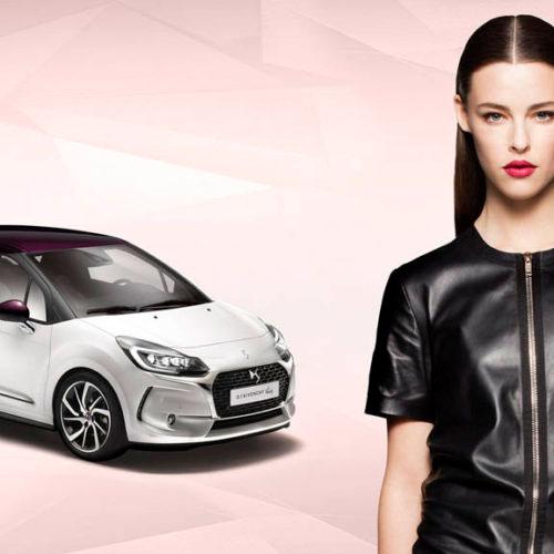 DS 3 GIVENCHY Le MakeUp, el vehículo para mujeres modernas y activas