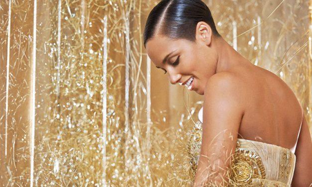 Dahlia Divin de Givenchy, un perfume de Alta Costura