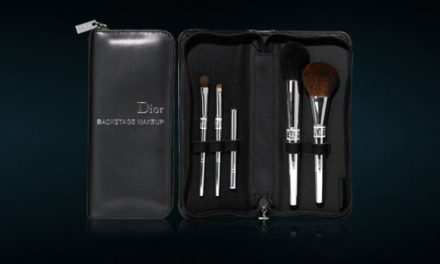 Dior: Backstage Makeup Brush Set de Brochas