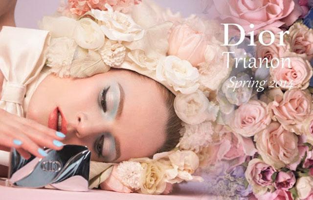 Dior Trianon, la nueva colección de maquillaje para la primavera