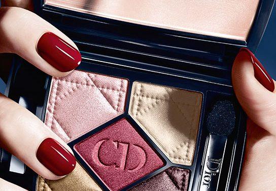 """Dior reinventa la mítica """"palette 5 Couleurs"""" en la  colección Otoño 2014"""