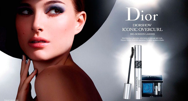 Diorshow Iconic Overcurl, maquillaje de pasarela