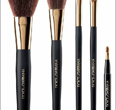 Dolce & Gabbana: The Brush Collection verano  2010