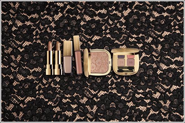 Dolce & Gabbana: The Sicilian Lace, colección otoño 2010