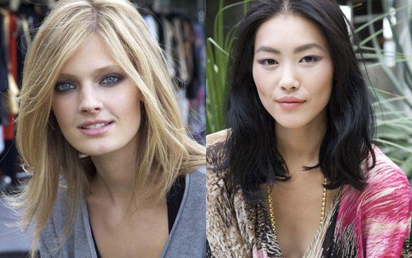 Dos nuevas caras en Estée Lauder