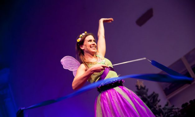 El Hada Diana, un musical en el que los niños ayudarán a conservar el planeta
