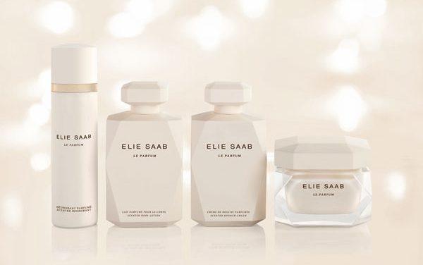 Elie Saab Le Parfum, la presentación