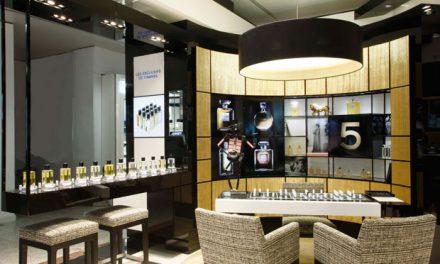 """""""Espace Parfums"""" de Chanel, una experiencia única"""