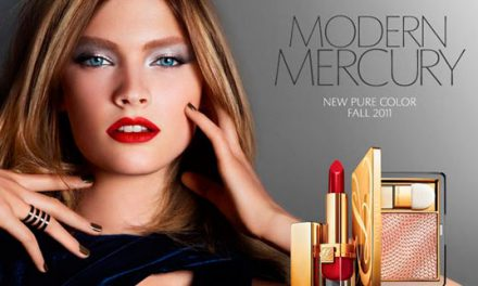 Pure Color Modern Mercury, la colección otoño 2011 de Estée Lauder