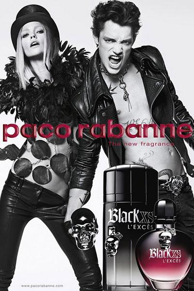 Fiestas Demoscópicas de Black XS L'EXCÈS, las dos Nuevas fragancias de Paco Rabanne