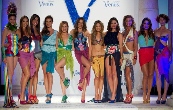 Final de la XI Edición del Premio Gillette Venus