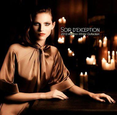 Soir D'exception, la colección de Givenchy para este otoño